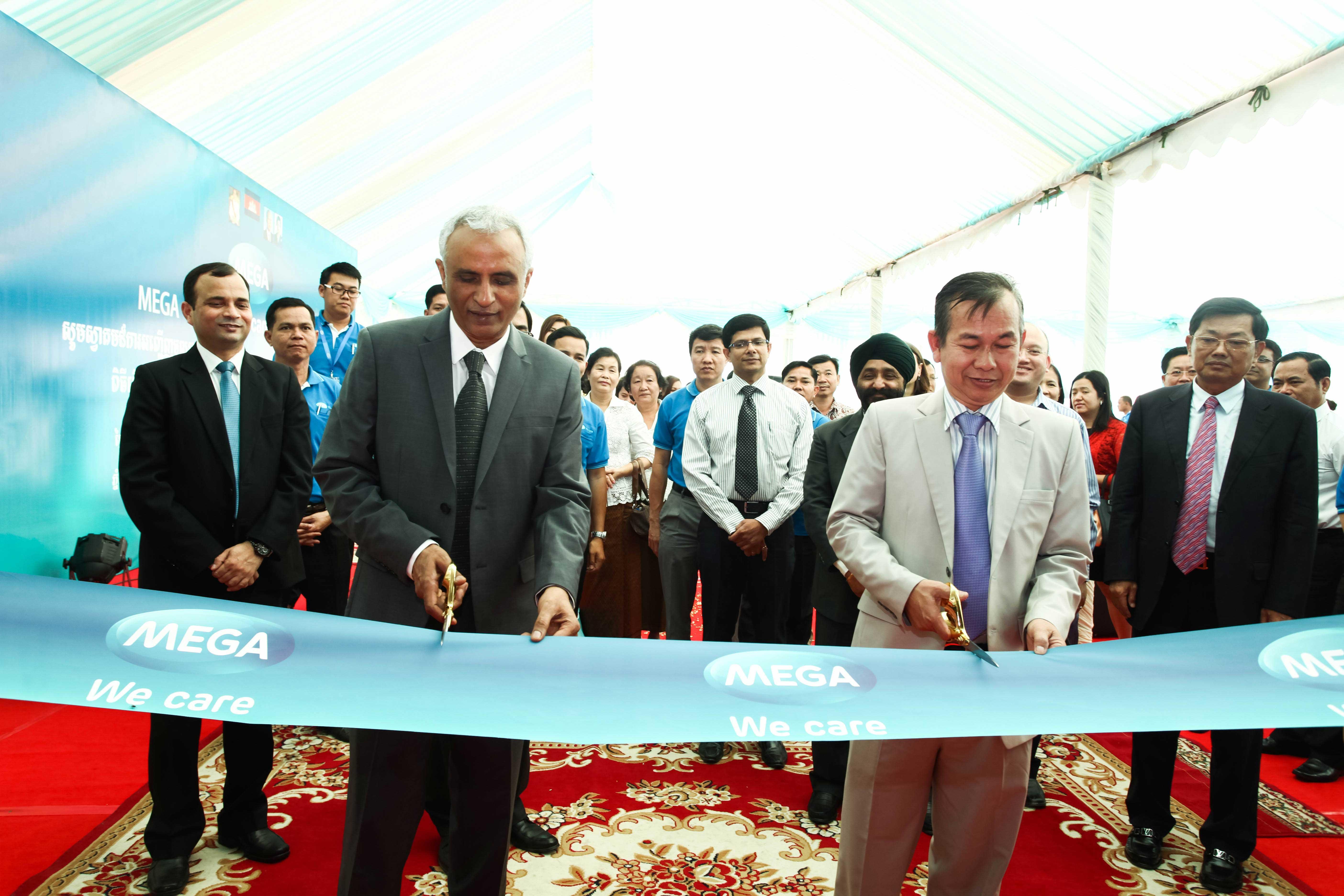 cambodia warehouse opening